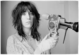 It's hard to be cooler than Patti Smith.